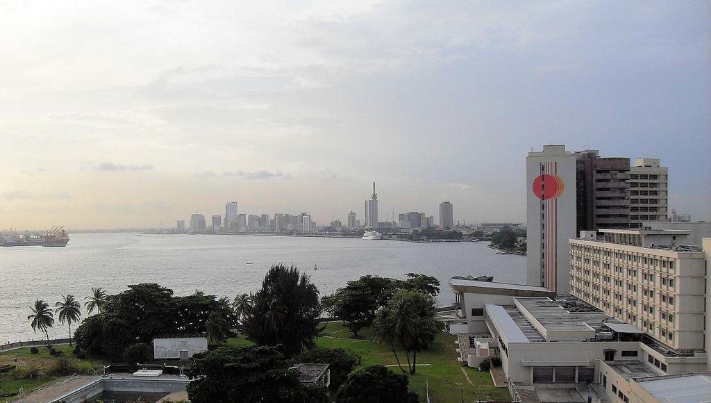 Lagos Island View